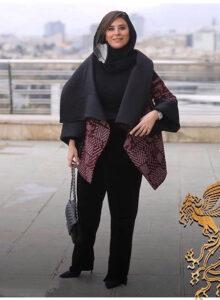 تیپ سحر دولتشاهی در جشنواره فجر