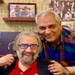 گریم مهران مدیری در فیلم سینمایی خائن کش
