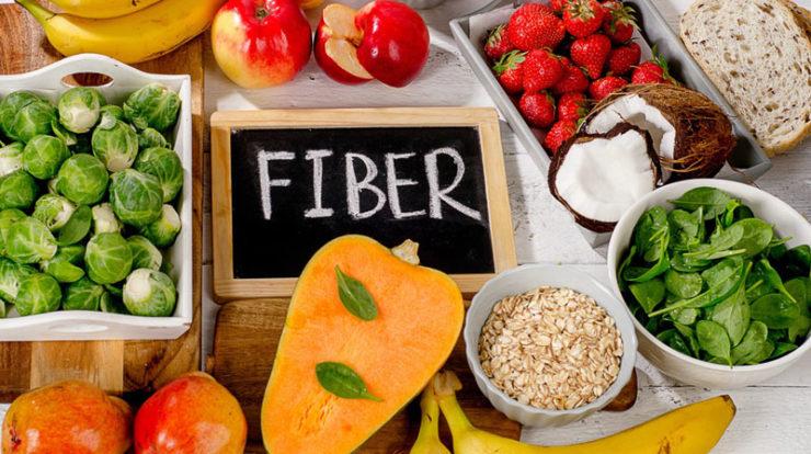 ماده غذایی غنی از فیبر