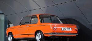 اولین اتومبیل الکتریکی BMW