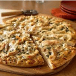 پیتزا  چیکن آلفردو/ طرز تهیه پیتزا چیکن آلفردو خوشمزه و با طعم بی نظیر