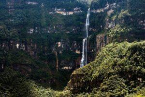 آبشار چیناتا ( de Chinata)