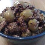 زیتون پرورده/طرز تهیه زیتون پرورده خوشمزه گیلانی