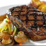 استیک گوشت / طرز تهیه استیک گوشت خوشمزه  با سس بی نظیر