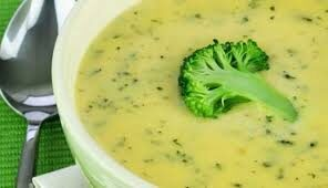 سوپ کلم بروکلی