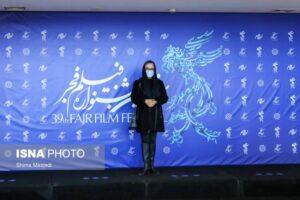 آزیتا حاجیان در جشنواره فجر 99