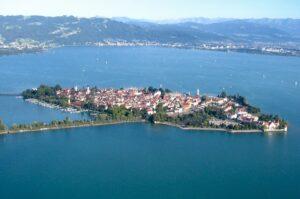 شهر جزیره ای لیندو