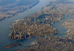 شهر جزیره ای منهتن