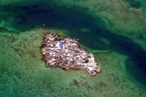 شهر جزیره ای سانتا کروز دل ایسلوته