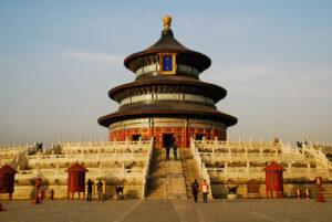 معبد بهشت