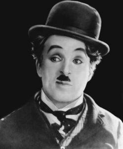 چالی چاپلین بزرگترین و مشهورترینبازیگر هالیوود