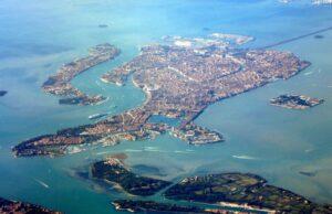 شهر جزیره ای ونیز
