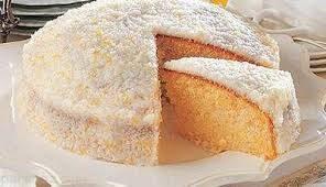 کیک نارگیلی