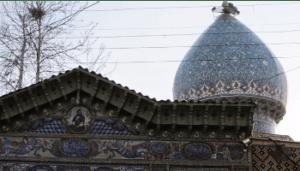 آرامگاه تاج الدین غریب