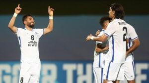 درخشش آبی ها در لیگ قهرمانان آسیا