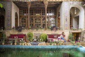موزه موسیقی شیراز (خانه منطقی نژاد)