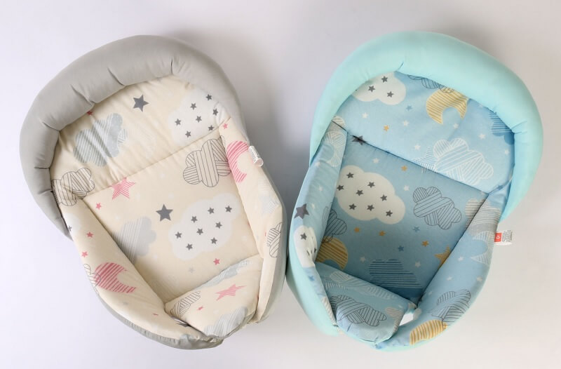 تشک لبه دار برای نوزاد