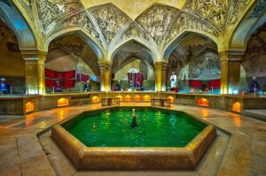 موزه گرمابه شیراز