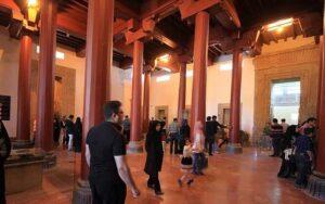 موزهی پرسپولیس