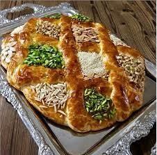 نان تبریزی