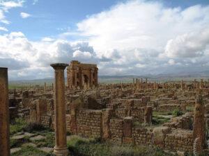 بنای تاریخی روم باستان