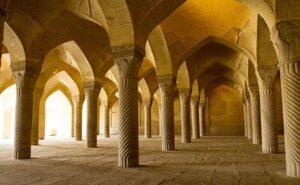 مسجد و حمام وکیل