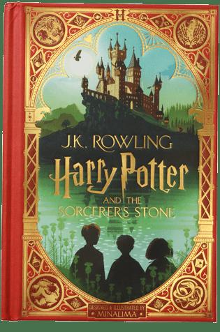 کتاب های هری پاتر