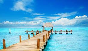 سواحل زیبا کانکون