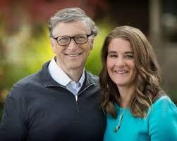 جدایی بیل گیتس و همسرش