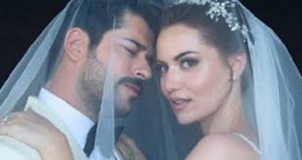 عکس زیبا ازدواج بوراک وهمسرش فخریه