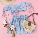 انتخاب لباس مجلسی دخترانه و فانتزی برای جشن های تابستانی