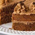 کیک قهوه/ طرز تهیه کیک قهوه خوشمزه + نکات مهم برای پخت کیک کافی شاپی