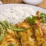 ماهی  / طرز تهیه ماهی با ادویه کاری غذای خوشمزه هندی( کاری ماهی)