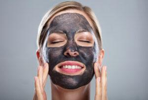 زغال فعال برای افزایش زیبایی