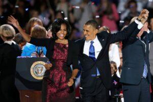 میشل اوباما همسر باراک اوباما