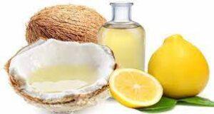 روغن نارگیل و آب لیمو برای درمان شوره سر