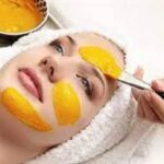 زیبایی و پوست/ماسک صورت زردچوبه برای داشتن پوستی درخشان و سالم
